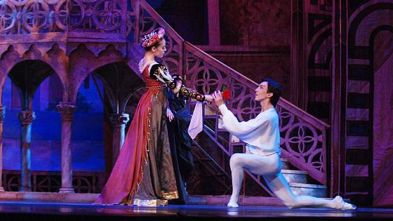 Театр: Ромео и Джульетта
