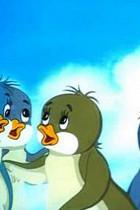 Приключения пингвиненка...