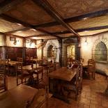 Ресторан Айвенго - фотография 1 - зал