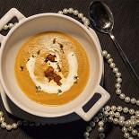 Ресторан Le bouchon café - фотография 3 - Крем суп
