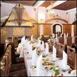 Ресторан Усадьба - фотография 5 - Охотничий домик ресторана Усадьба