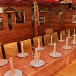 Ресторан Жар-птица - фотография 3 - охотничий зал