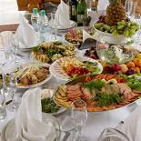 Ресторан Шале - фотография 1 - Банкетный стол