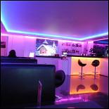 Ресторан Barbar - фотография 6 - Нижний курительный зал.