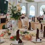Ресторан Tennispark - фотография 2 - Летний банкет-холл на 250 гостей