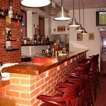 Ресторан Пивная кружка - фотография 5 - барная стойка