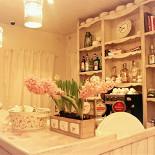 Ресторан Клумба - фотография 1 - Уютный дизайн