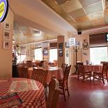 Ресторан New York Pizza - фотография 4 - Б. Покровская, 63. New York после ремонта сентябрь 2011