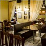 Ресторан Сухой закон - фотография 4 - Нижний зал