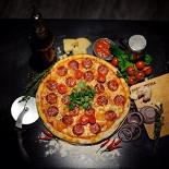 Ресторан Арифметика - фотография 1 - Пицца от повара из Италии :)