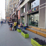 Ресторан Double Dutch - фотография 6 - Сегодня (26/05/2014) закрылось кафе Double Dutch (Дабл Дач - Гинза проект) Сегодня персонал пришел получать заработную плату. Руководство ресторана поступило весьма негуманным образом, заблокировав двери. К пришедшему персоналу не вышел никто из руководства, никто не дал никаких сведений о том, чего и когда ждать. Задержка с зарплатами, по сведениям сотрудников, была уже не первый месяц.