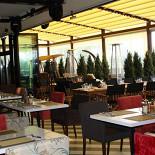 Ресторан Крыша - фотография 3 - Трансформирующийся зал ресторана КРЫША.