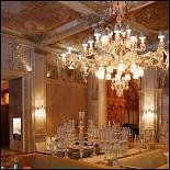 Ресторан Baccarat Cristal Room - фотография 6