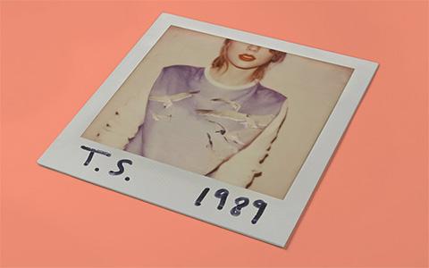 «1989» Тейлор Свифт
