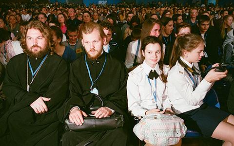 Патриарх Кирилл: «В обертке свободы легко съесть смертельную отраву»