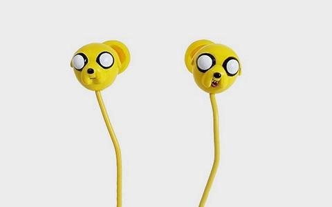 Наушники Adventure Time