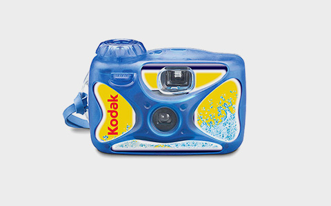 Одноразовый фотоаппарат Kodak