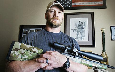 «Американский снайпер»: война реднеков и дельфинов