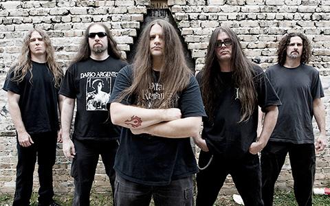 Cannibal Corpse в «Главклубе»