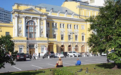 «Прочти Москву»: первый аудиогид по театральной Москве