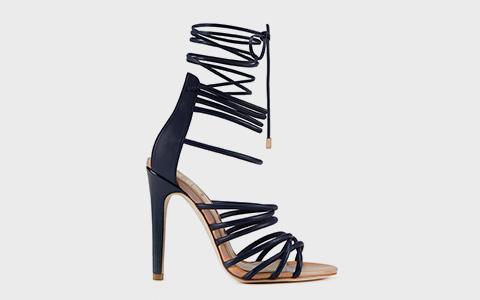 Изящные туфли Aldo, черное в Pull&Bear и французская классика в Podium Market