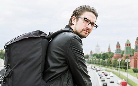 Центр Москвы с точки зрения американского туриста