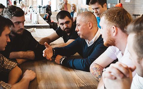 Кафе «Фарш»: как Аркадий Новиков повернулся лицом к хипстерам