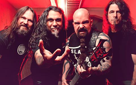 Slayer, Megadeth, «Ленинград», O.Children, открытие Зеленого театра