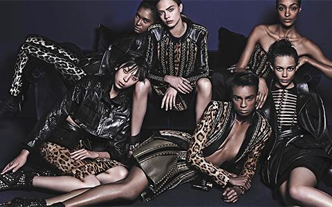 Что будет в коллекции Balmain для H&M