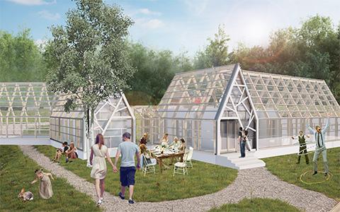 «Городская ферма»: как будет выглядеть новый образовательный центр на ВДНХ