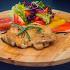 Ресторан Duckstar's - фотография 4 - Чикен стейк