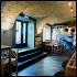 Ресторан Ozz - фотография 5 - Граффити с Реем Чарльзом