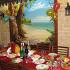 Ресторан Юг - фотография 2 - Интерьер