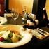 Ресторан Semplice - фотография 6 - Салат Цезарь. Кот, это подарок..=)