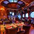 Ресторан Лодка - фотография 12 - Шлюпка - банкетный зал с караоке