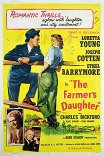Дочь фермера / The Farmer's Daughter