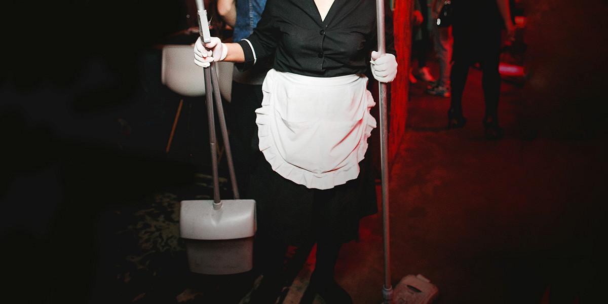 Уборщица в ночному клубе официальный сайт ночного клуба соха