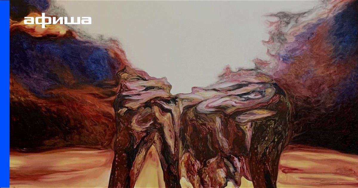 Выставка Иван Плющ. После всего / После всех. Часть 1. После стула, Санкт-Петербург