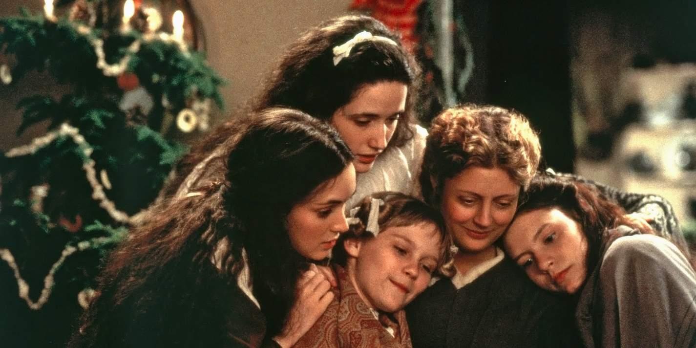 Маленькие женщины (США, Канада, 1994): смотреть онлайн фильм ...