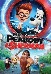Постер Приключения мистера Пибоди и Шермана