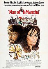 Постер Человек из Ламанчи