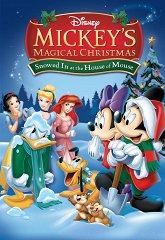 Постер Волшебное Рождество у Микки