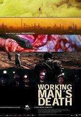 Постер Смерть рабочего