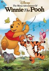 Постер Приключения Винни