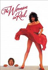 Постер Женщина в красном