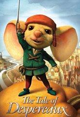 Постер Приключения Десперо