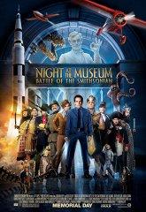 Постер Ночь в музее-2