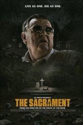Постер The Sacrament