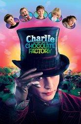 Постер Чарли и шоколадная фабрика