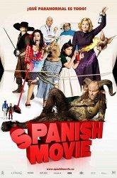 Постер Очень испанское кино